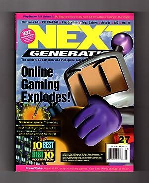 Next Generation Magazine - March, 1997. World's: Neil West (Editor-in-Chief)