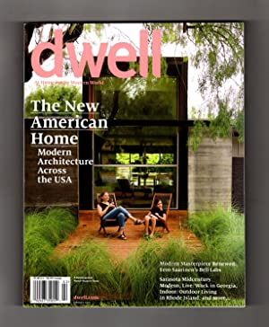 Dwell - At Home in the Modern World. February, 2016. South Texas Traditional; Rhode Island Retrea...