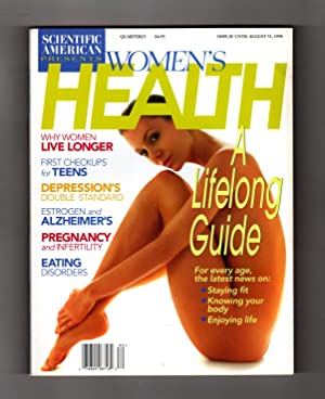 Scientific American Presents Women's Health Quarterly - Summer, 1998.