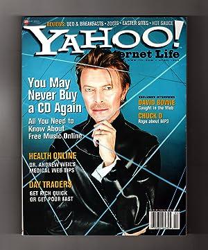 Yahoo! Internet Life Magazine - April, 1999.: Barry Golson (Editor