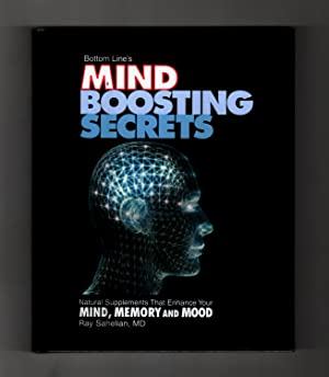 Bottom Line's Mind Boosting Secrets. With Original Accompanying Publisher's Ephemera and 60-page ...