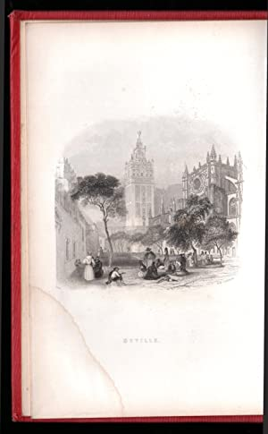 Childe Harold's Pilgrimage. A Romaunt. 1856 Decorative Binding: Lord Byron. Edited by Thomas ...