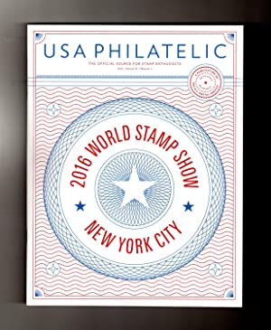 USA Philatelic - Volume 21 / Quarter: Penner, Mary-Anne (Director,