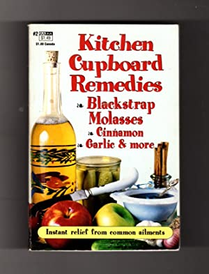 Kitchen Cupboard Remedies. Vintage 1999 Herbalist MicroMag. First Edition. Blackstrap Molasses, C...