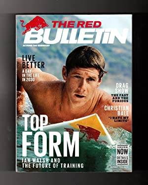 The Red Bulletin - August, 2014. Ian Walsh - Future Training; Life in 2030; Christian Bale; Drag ...