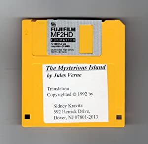 The Mysterious Island [Kravitz Translation on disk]