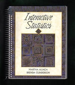 Interactive Statistics: Martha Aliaga and