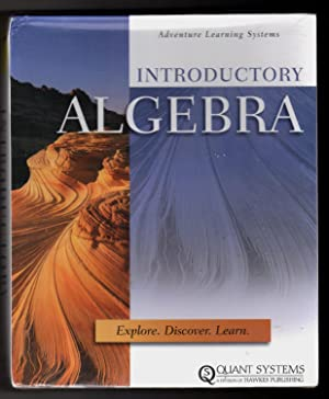 Examination Copy, in Publisher's Shrinkwrap: Adventure Learning Systems Introductory Algebra - Ex...