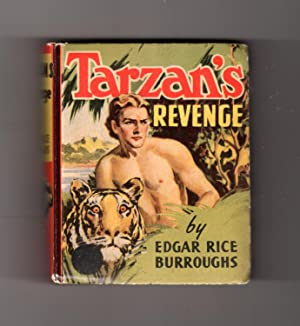 Tarzan's Revenge [Big Little Book]