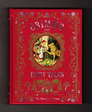 Grimm's Fairy Tales. 2015 Decorative Bonded Leather: The Brothers Grimm