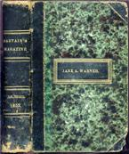 Sartain's Union Magazine [first Appearances of A: Verne, Jules and