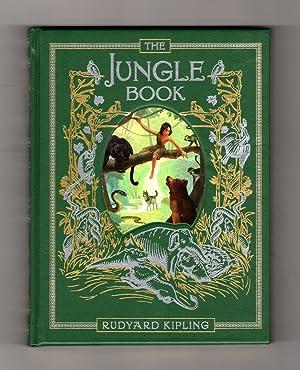 The Jungle Book - 2015 Decorative Illustrated: Kipling, Rudyard