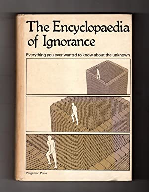 The Encyclopedia of Ignorance - First Edition 1977