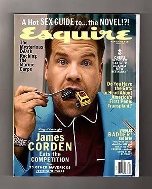 "Esquire Magazine - March 2017. ""New Esquire"".: Jay Fielden (Editor"