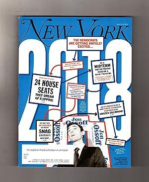 New York Magazine - April 3 -: Adam Moss (Editor)