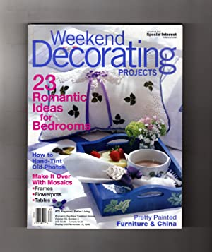 Weekend Decorating Projects, 1998. Women's Day New Tradition Series, Volume VIII, Number 3. Welco...