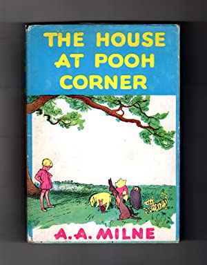 The House at Pooh Corner. Dutton 1950: A.A. Milne