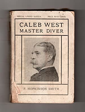 Caleb West, Master Diver. Early Pulp Paperback, Limited Edition