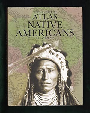 Heebe-tee tse cover and jacket variant. The Historical Atlas of Native Americans