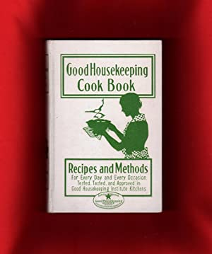 Good Housekeeping Cook Book. 1933 First Edition.