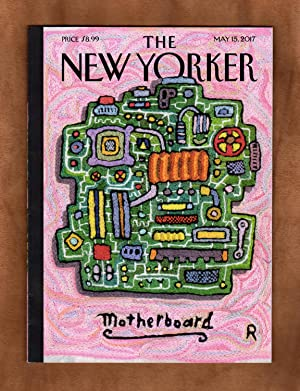 The New Yorker - May 15, 2017.: David Remnick (Editor)