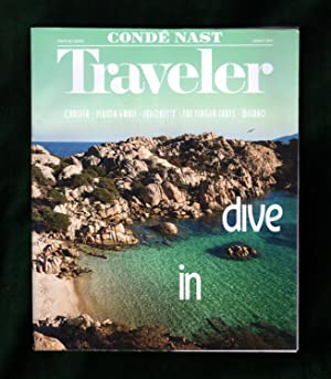 Condé Nast Traveler - August, 2017. Corsica; Haida Gwaii; Indonesia; The Finger Lakes; Bilbao; In...