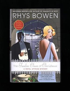 The Twelve Days of Christmas - A: Rhys Bowen (Janet