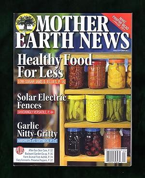 Mother Earth News - August - September,: Oscar H. Will