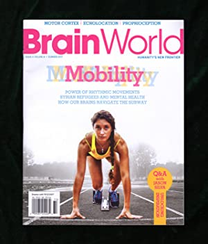 Brain World - Humanity's New Frontier. Summer, 2017. Athlete Minds; Echolocation; How the Brain N...