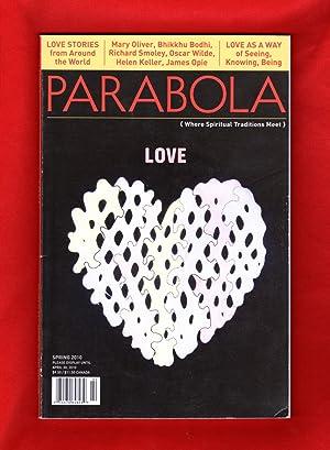 Parabola (Where Spiritual Traditions Meet) - Spring,: Tracy Cochran (Executive