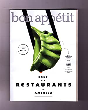 Bon Appétit - September, 2017. 'The Hot 101'. Best American Restaurants; Chinese-American; Chicag...