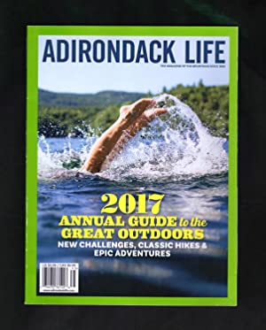 Adirondack Life - 2017 Guide to the: Annie Stoltie (Editor)