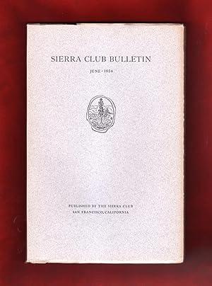 Sierra Club Bulletin - June, 1934. 9: Farquhar, Francis P.