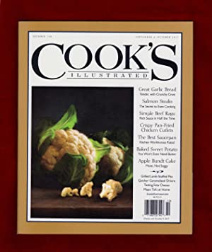 Cook's Illustrated - September & October, 2017. Number 148.
