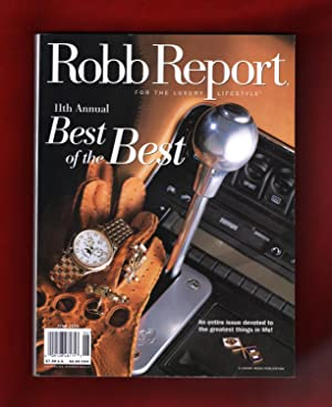 Robb Report - June, 1999. 11th Annual: Steven Castle (Editor)