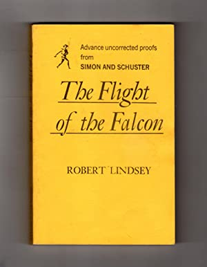 The Flight of the Falcon - Advance Uncorrected Proof