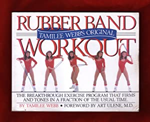 Tamilee Webb's Original Rubber Band Workout, with Original Rubber Band
