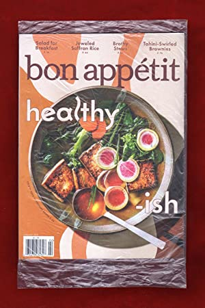 Bon Appétit - February, 2018. In Original Shipping Bag.