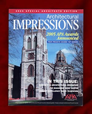 Architectural Impressions - 2005 APA Awards (Architectural Precast Association)