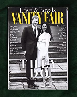 Vanity Fair Magazine Love & Royals Issue: Radhika Jones (Editor)