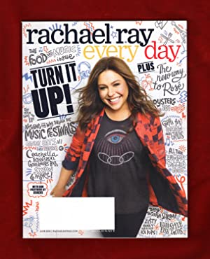 Rachael Ray - Every Day. June, 2018. Grilling for a Crowd; Food & Music; Oysters 101