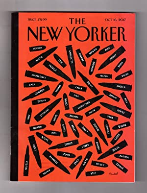 The New Yorker - October 16, 2017. Trump and the Vegas Tragedy; Birth of a White Supremacist; Hai...