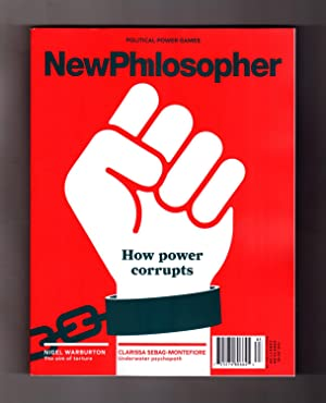 NewPhilosopher (New Philosopher) - Fall 2018. Issue #21. 'How Power Corrupts'. Percy Bysshe Shell...