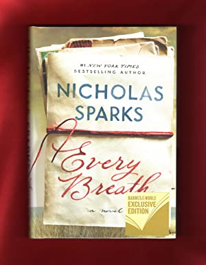 Every Breath: A Novel. B&N Exclusive Edition and First Edition-First Printing