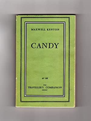 Candy - Olympia Press 1958 First Edition: Kenton, Maxwell (Southern,