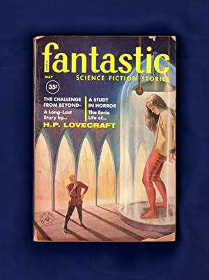 Fantastic Science Fiction Stories [May, 1960] [Vol.: Goldsmith, Cele (ed.);