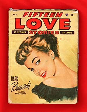 Fifteen Love Stories / July 1953 / Volume 7, Number 3 - Fifties Pulp Romance