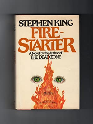 Firestarter / First Edition, Signed, Provenance: King, Stephen