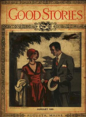 Good Stories / Volume 47, No. 10. Flapper, Aviatrix