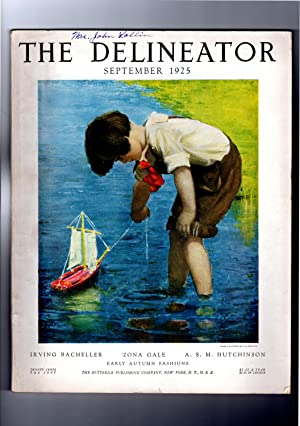 The Delineator / September, 1925 Issue /: Mrs. William Brown